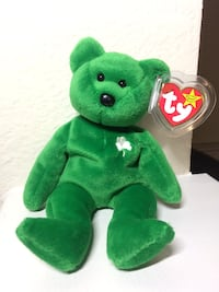 Erin the bear- Ty beanie baby