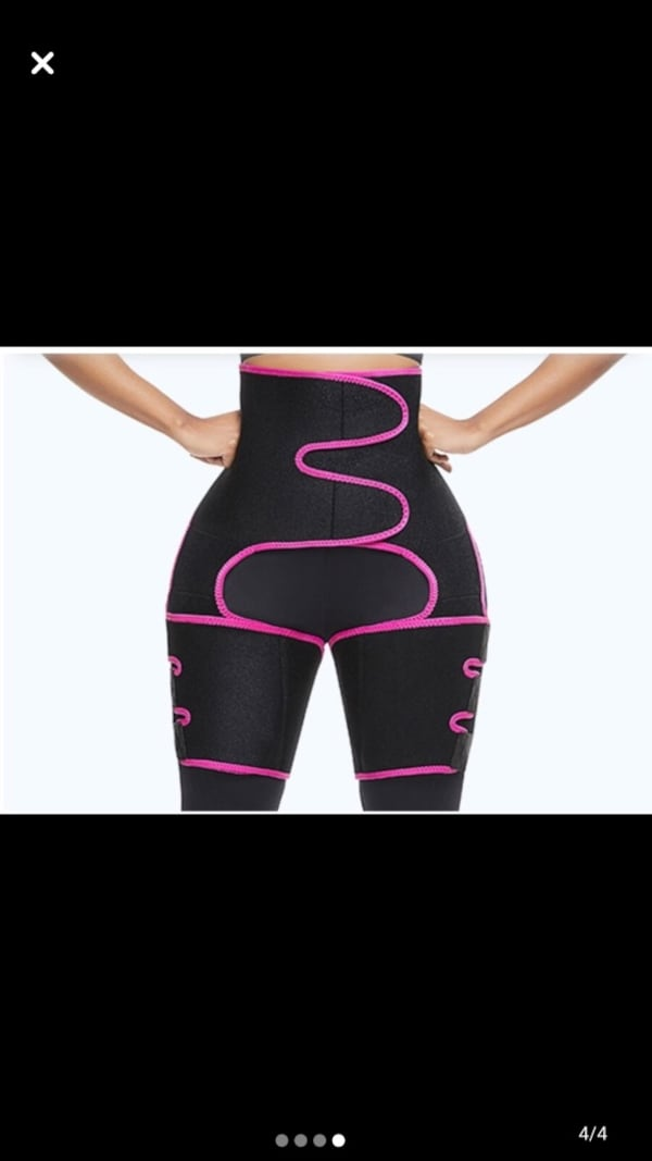 Waist trainers and thigh trimmers brand new 2c21a643-8588-4113-9683-c4129b75156e
