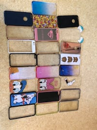 Lot de cas iphone couleur assortie Dambach-la-Ville, 67650