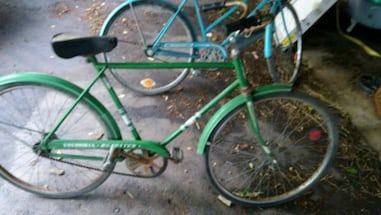 Vintage Columbia roadster men's bicycle