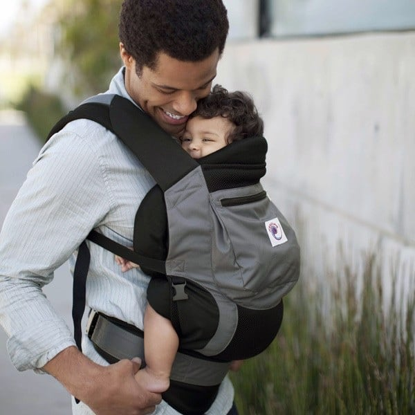 Ergo baby perfomance breathable mesh carrier  1