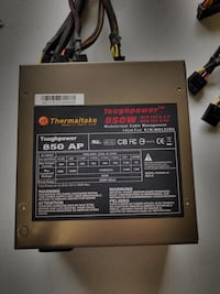 Thermaltake Toughpower 850w Power Supply Albuquerque