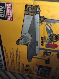 Dewalt flexvolt tablesaw kit