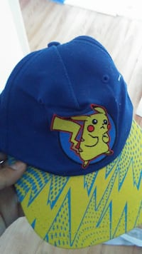 Pikachu Hat ( Barely Worn ) MONTREAL
