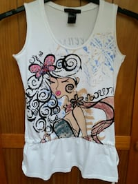 Ladies summer top size S