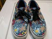 ladies size 8 floral Vans, shoes St. Albert, T8N 0C6