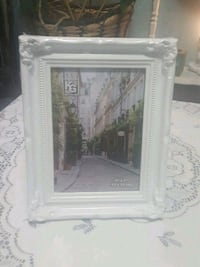 5x7 white picture frame