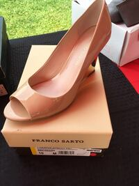 Cute Wedges Size 10