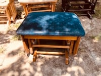 black and brown wooden chair Price, 84501
