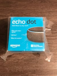 Brand new, sealed Amazon Echo Dot 3rd gen. Clackamas, 97015