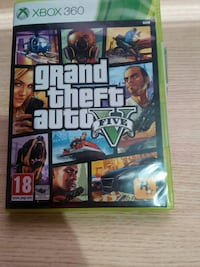 Caso de Grand Theft Auto Five Xbox 360 Llíria, 46160