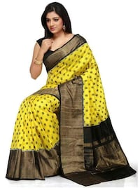 women's yellow and brown traditional dress Bentonville, 72712