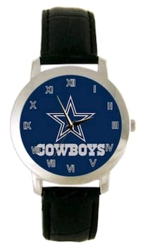 Leather band Dallas Cowboys Watch Baltimore, 21224
