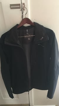 Black full-zip jacket Elkridge, 21075