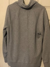 Grey Calvin Klein Pullover Sweater