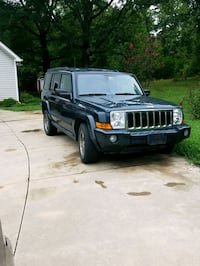 Jeep - Commander - 2006 Snow Camp, 27349