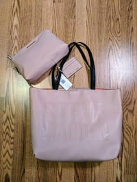 NWT Steve Madden tote with small bag and cc holder Rindge, 03461