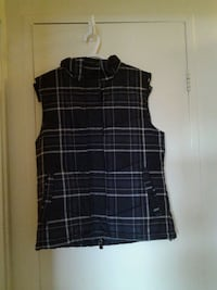 black and white plaid sleeveless dress Mississauga, L5A 1A5