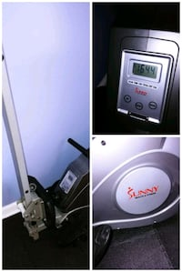 Sunny Health & Fitness Magnetic Rowing Machine  Frederick