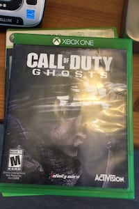 Call of duty Ghost - Xbox one !!