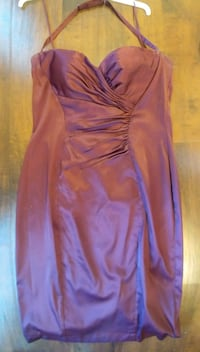 Plum purple formal dress Centreville, 20120