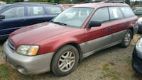 2001 - Subaru - Outback Auction  Olympia