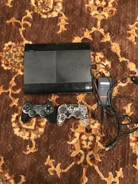 PlayStation 3 with controllers Libertyville, 60048