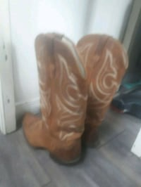 Cowgirl boots size 10 Innisfil, L9S 0E5