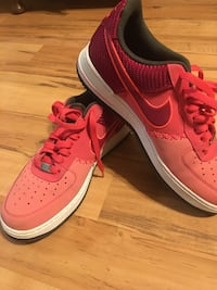 Men's Nike Air Force One's size 10