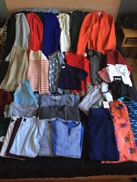 Lot of clothes for women size M 788 km