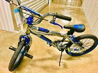 """18"""" Freestyle BMX Bicycle Ages 6-9- BRAND NEW Broken Arrow"""