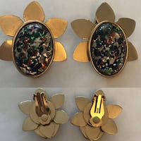Unique vintage earrings Laval, H7W