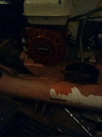Double tank ridgid air compressor