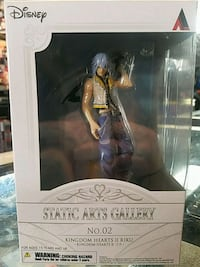 Kingdon hearts action figure in box Brampton, L6V 1N6