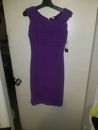 Size 4 Alexander Papell dress New with tags Edmonton, T5H 1H2