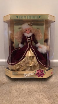 1996 special edition holiday barbie in box Fairfax, 22031