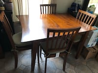 Used Dining Set (Table + 6 chairs) Yonkers, 10704