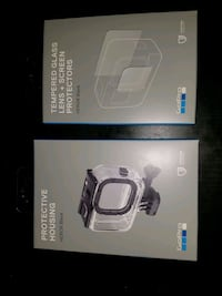 Gopro hero8 protective housing and tempered protective glass Toronto, M1B 5L5