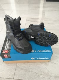 Womens Columbia Winter Boots — Canuk Titanium Omni-Heat Outdry Extreme