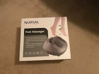 Foot Massager New in box Plant City, 33567