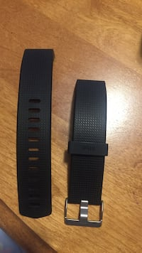 Black Large FitBit Charge 2 band