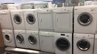 Warranty and Delivery - washer and dryer  Toronto, M3J