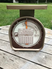 Vintage Mail Scale