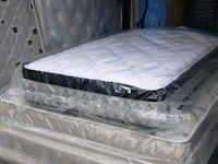 2 Brand new single/twin mattresses , delivery avai Edmonton, T5A 4H3