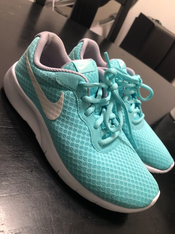 c624ddf13fd5 Used Nike shoes RARE color Tiffany   Co. blue for sale in San Jose - letgo