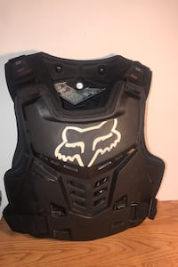 Chest plate FOX proframe lc size(S/M)