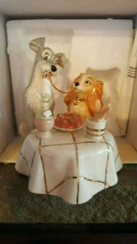 LENOX Disney Lady & the Tramp New York