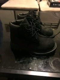 Baby 9c black timbs