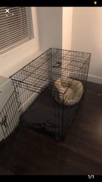 36 inchs Folding crate without the bed  Annandale, 22003