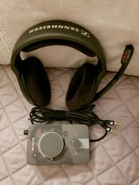 Astro Mixamp pro + sennheiser pc363d gaming headse Los Angeles, 90049